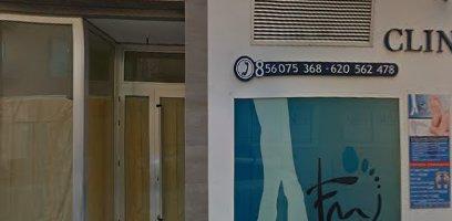 Clinica Del Pie Maestre Verdulla en Cádiz